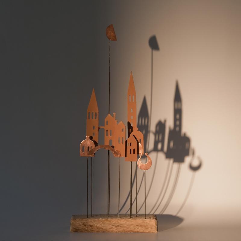 Magica Venezia ceramica e metallo